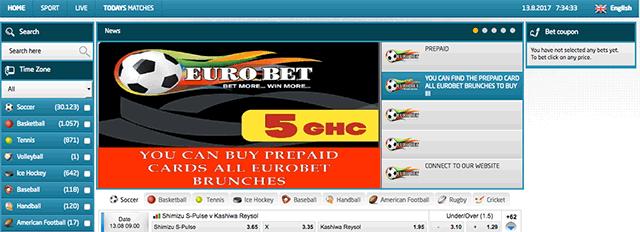 Eurobet Sport