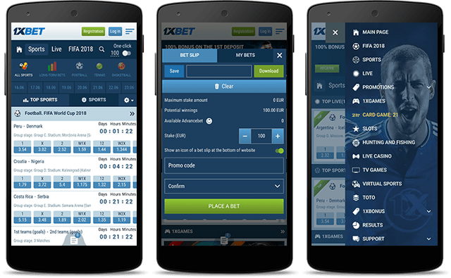 1xBet App (Apk) Download for Android and iPhone