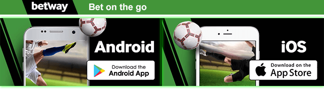 Betway app Android and IOS