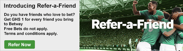 Betway refer-a-friend